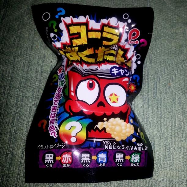 Candysan-Cola Bakudan