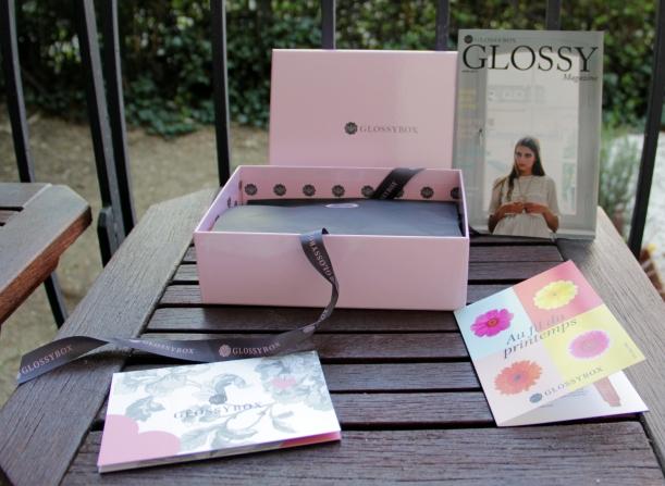Glossybox avril 2014