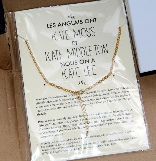 My Little Box 2014 Kate Lee