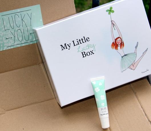 My Little Box avril 2014