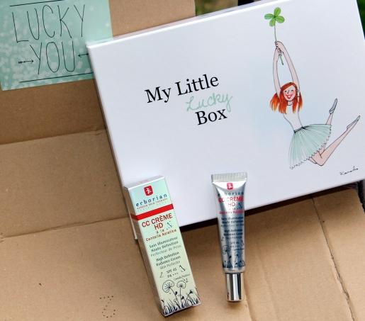 My Little Box avril 2014 Erborian