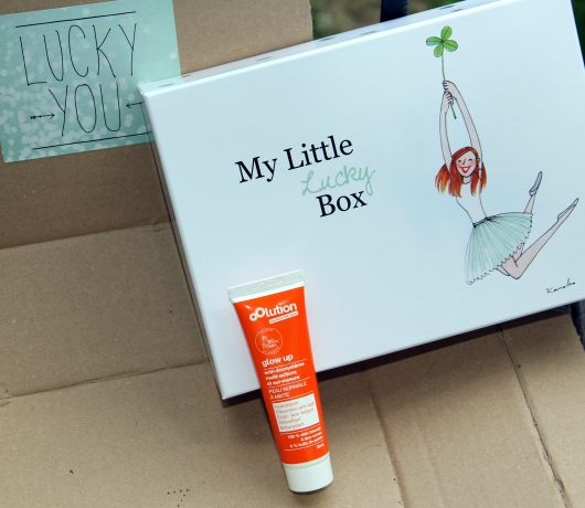 My Little Box avril 2014 Oolution