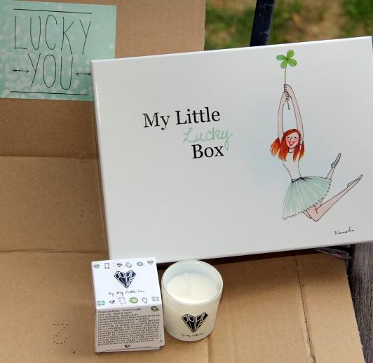 My Little Box avril 2014 popup