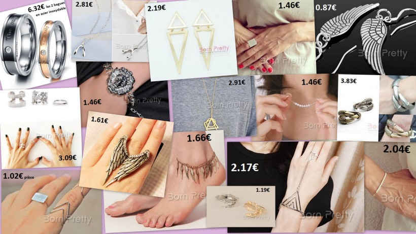 Bornprettystore bijoux ELOT10