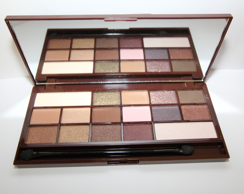 I Heart Chocolate Makeup Revolution