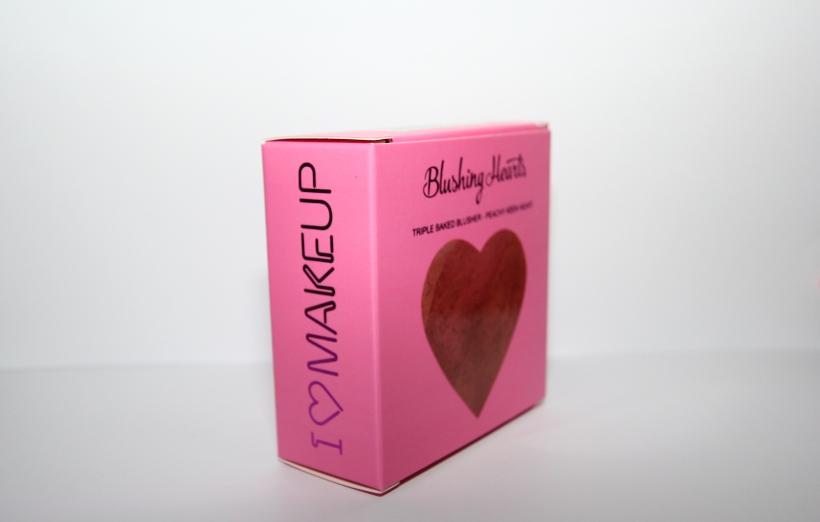 Blushing Hearts Makeup Revolution