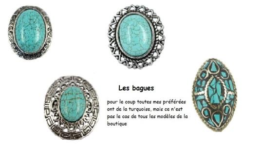 les bagues chérie bijoux