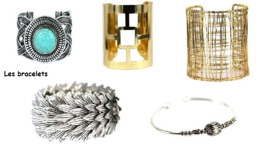 les bracelets chérie bijoux