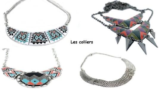 les colliers chérie bijoux