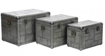 set-3-coffres-garuda-metal-gris-cloute
