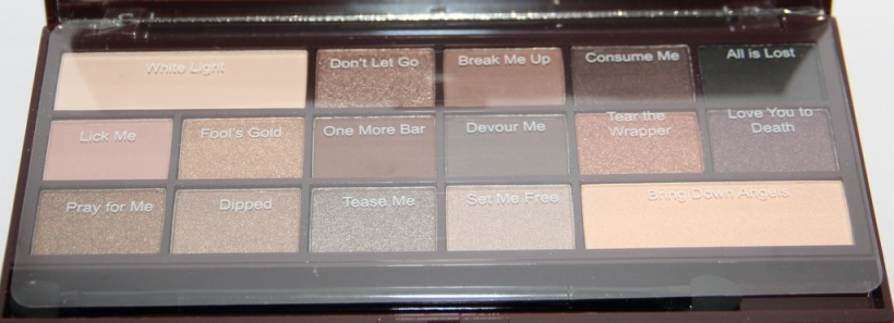 Death By Chocolate Makeup Revolution