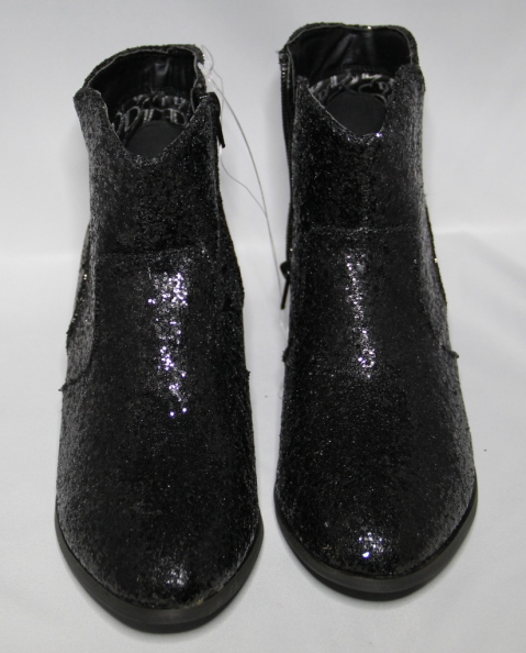 Babou bottines paillettes