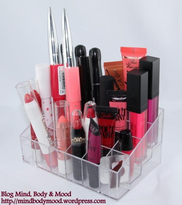 rangement makeup