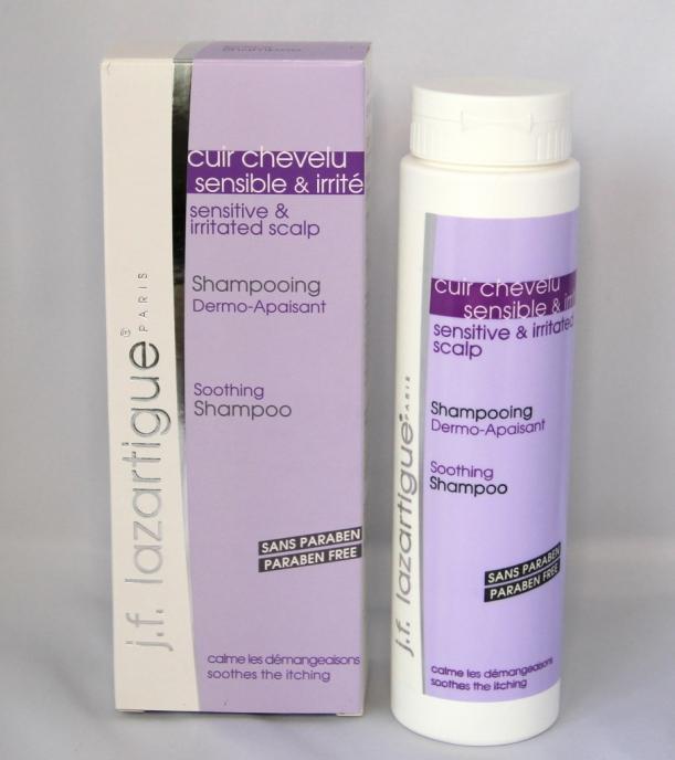 Shampooing Dermo-Apaisant de J.F. Lazartigue Paris