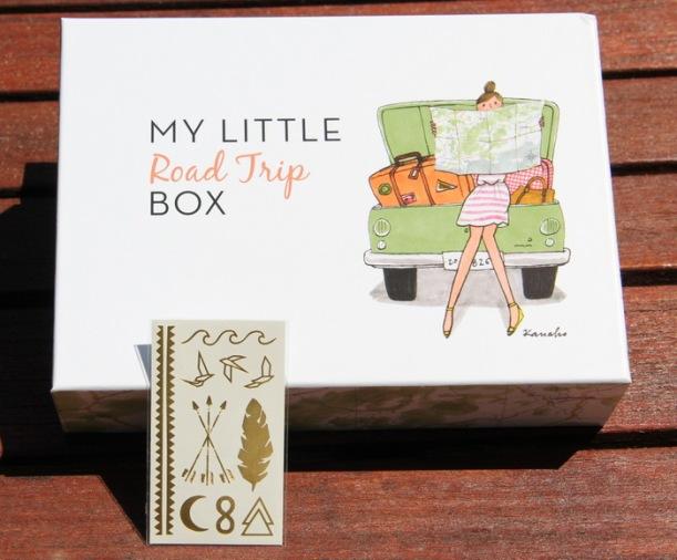 My Little Road Trip Box