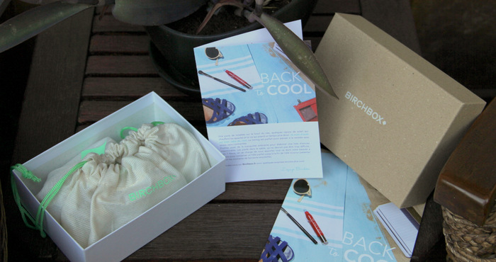 Birchbox Back to Cool