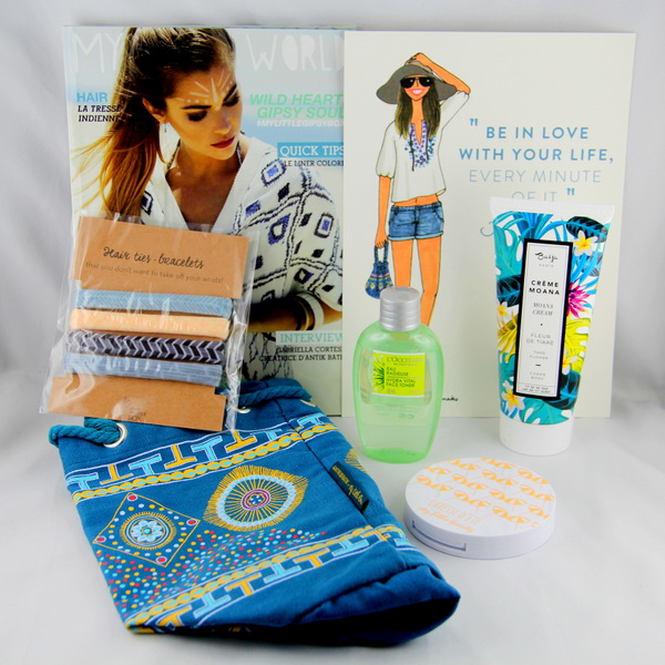 concours box Mind, Body & Mood