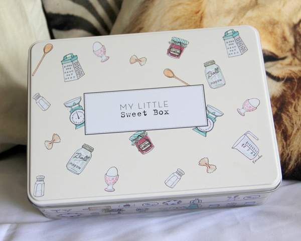 My Little Sweet Box